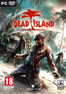 Dead Island Game Cover