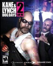 Kane & Lynch 2: Dogs Days Game Cover