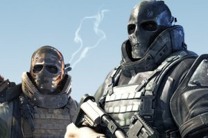 army of two art