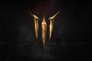 Baldurs Gate 3 Logo Maybe