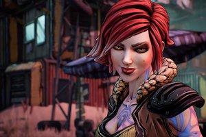 Borderlands 2 Lilith