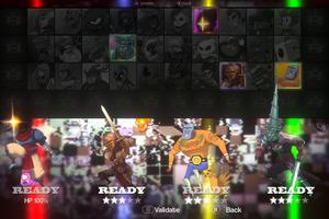 Bounty Battle Character Selection