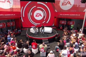 EA Play Event