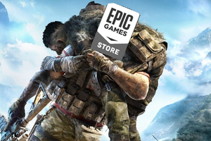 Epic Stores snags Ghost Recon: Breakpoint