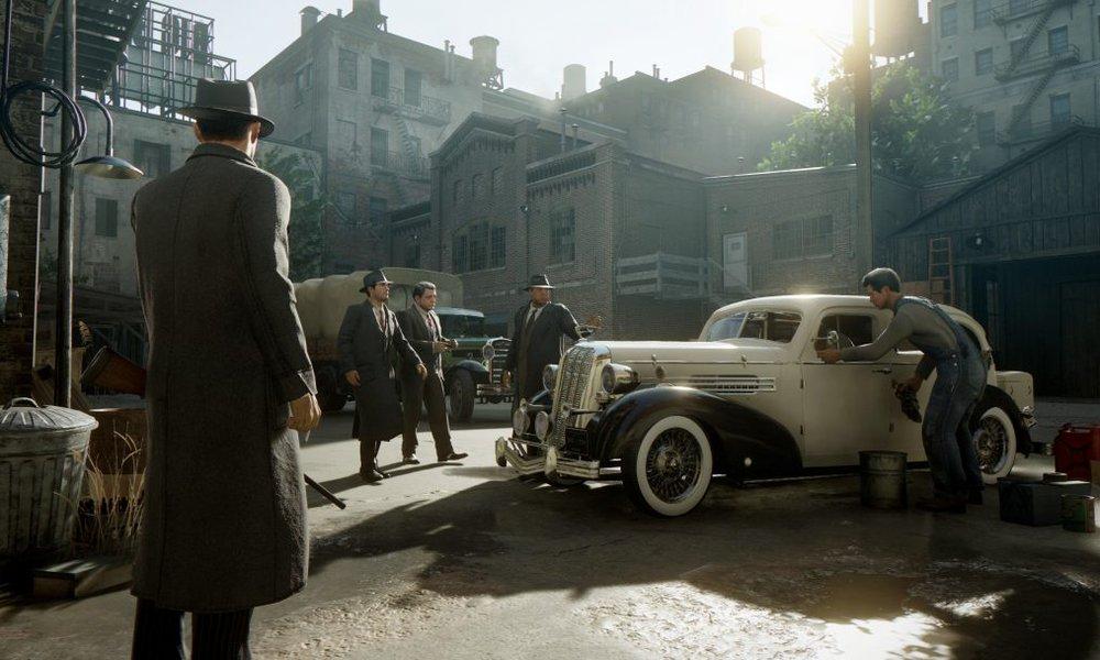 Mafia Remake Screenshot