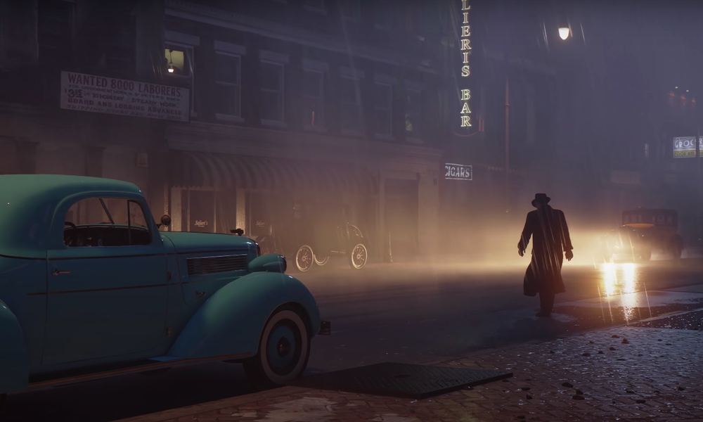 Mafia Remastered Gameplay Screenshot
