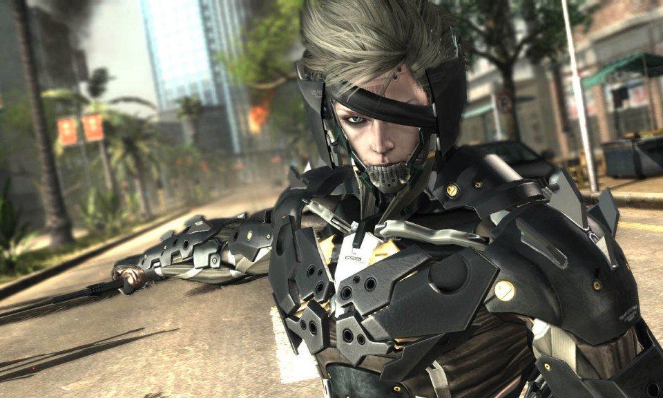 Metal Gear Rising - Raiden