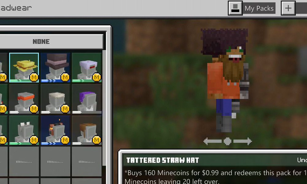 Minecraft Is Finally Getting Its Own Character Creator Which Means You Can Finally Retire That Awful Naruto Skin The Arcadist