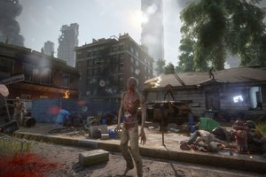 Outbreak: New Dawn More Zombies