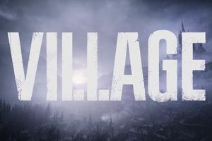 Resident Evil Village Trailer Logo