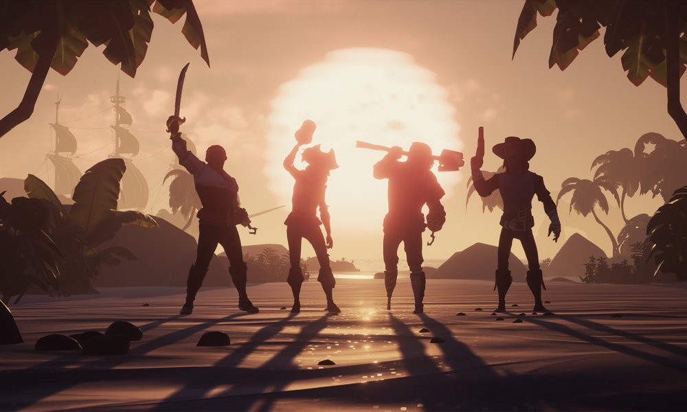 Sea of Thieves is coming to Steam