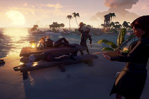 Sea of Thieves Beach Party