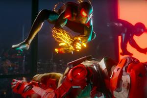 Spider-Man: Miles Morales Trailer Still
