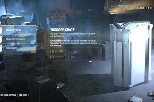Star Wars Battlefront 2 loot crate