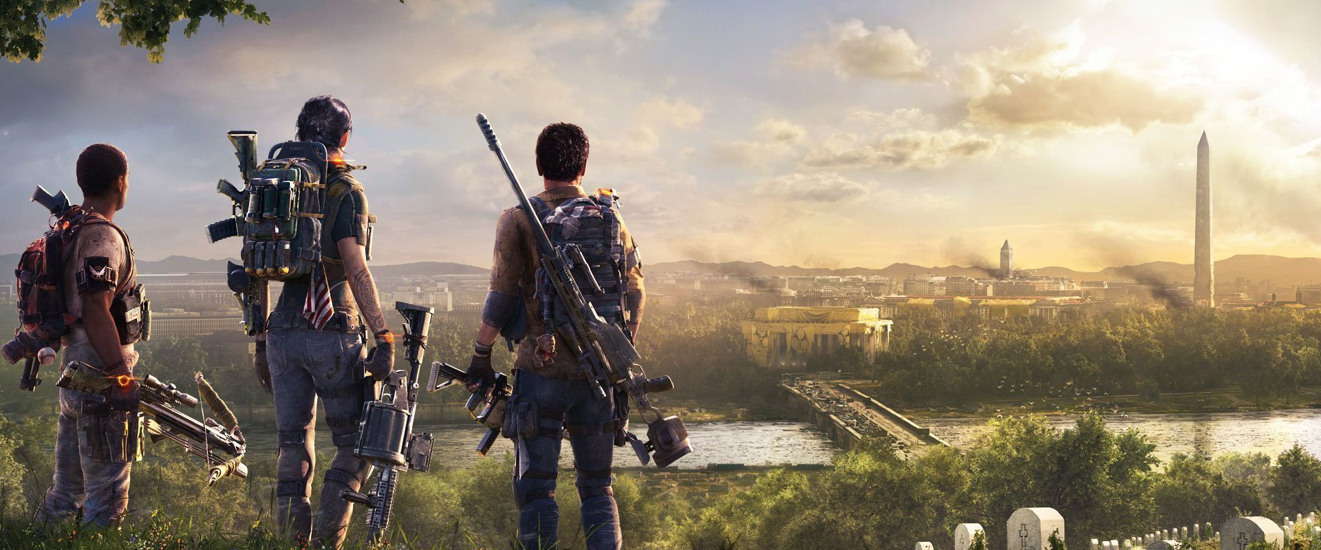 The Division 2 Concept Art