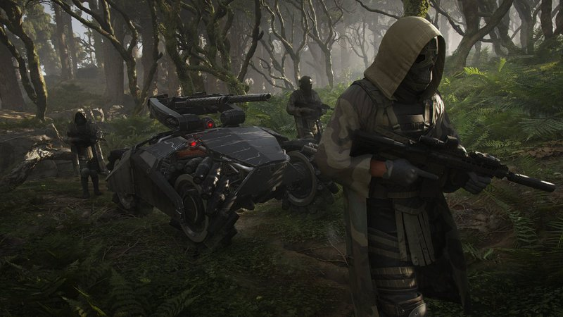 Ghost Recon: Breakpoint - The Wolves