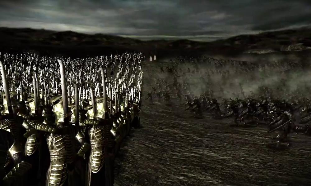 Hobbit Game Pitch Screenshot 1