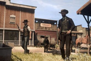 Wild West Online Screenshot